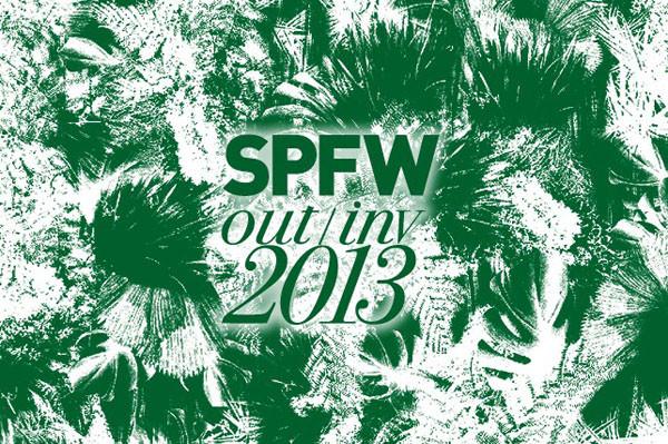 Moda feminina São Paulo Fashion Week 2013
