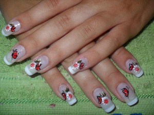 Foto Ilustrativa de unhas decoradas