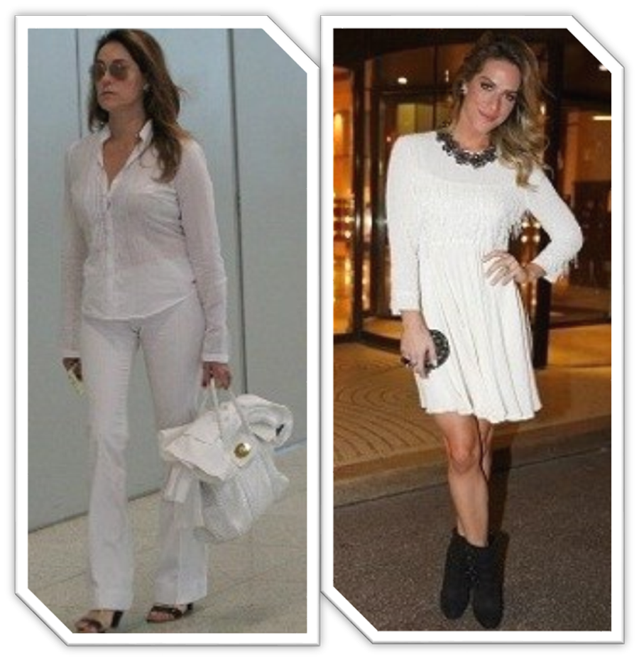 roupas branco total