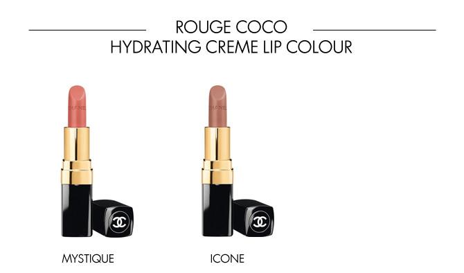 """Chanel coleção de cosméticos """"Superstition"""""""
