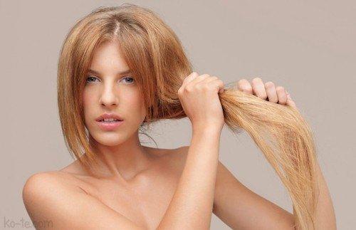 Foto ilustrativa de cabelos