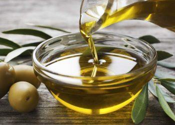Azeite de oliva para olheira