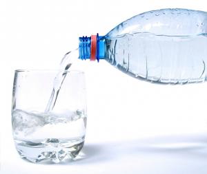 Ilustração de Beba água