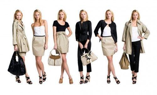 Mulheres vestidas para uma entrevista de emprego