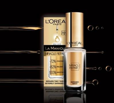 L'Oréal Paris lança linha de cuidados com as unhas - Site de Beleza e Moda
