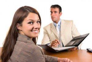 Entrevistado e entrevistador