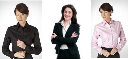 Foto de mulheres vestidas para entrevista de emprego