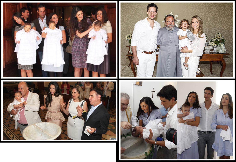 fotos de um batizado