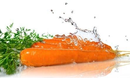 Foto de cenoura para hidratação dos cabelos