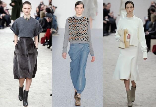 Moletom em Paris Fashion Week