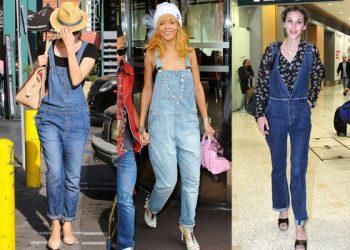 A volta do Macacão Jeans