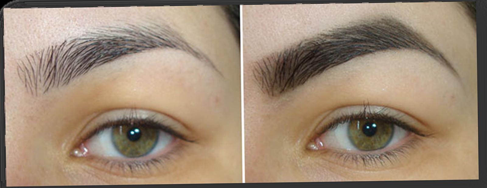 maquiagem para o dia - sobrancelhas