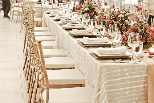 ilustração da festa de casamento