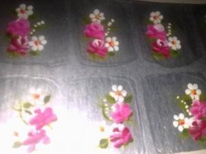 adesivos de unhas decoradas