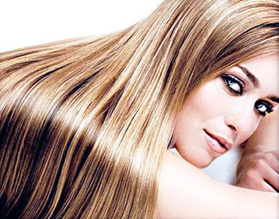 Visual do cabelo loiro