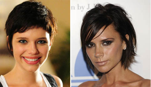 Corte de cabelo curto de acordo com o formato do seu rosto - Site de ... dff73d789e