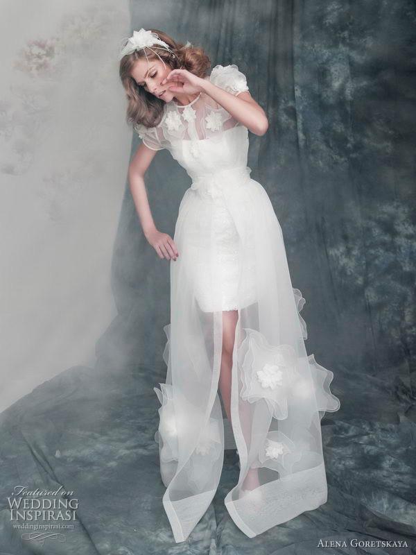 vestidos de noiva com o corpo ampulheta