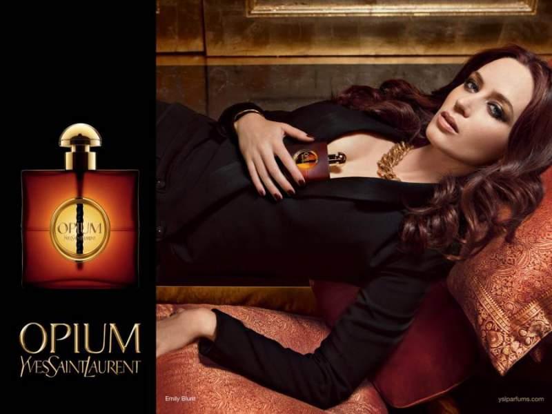 Perfume Saint Laurent OPIUM Eau de Toilette