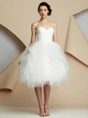 vestidos de noivas para mulheres de coxas grossas