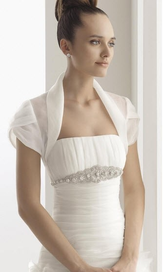 vestidos de noiva para o corpo no formato retangular