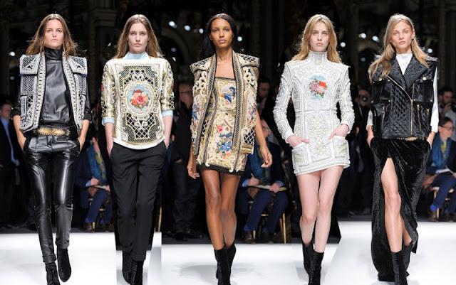 tendências da moda estampa barroca