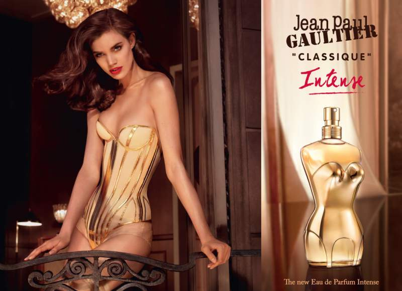 Frasco do perfume Classique By Jean Paul Gaultier
