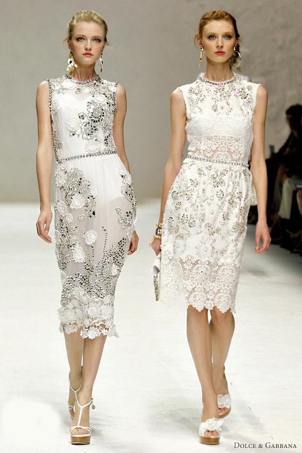 foto de vestidos branco total