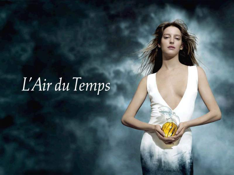 Perfume L'air Du Temps By Nina Ricci