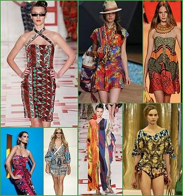 moda etnica varios estilos