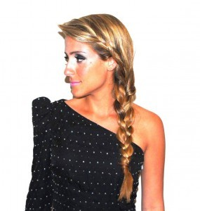 tendências de cabelos - tranças