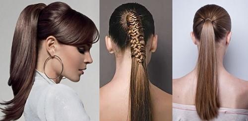 tendências de cabelos