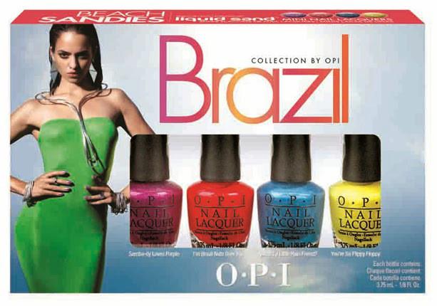 OPI Coleção Brasil