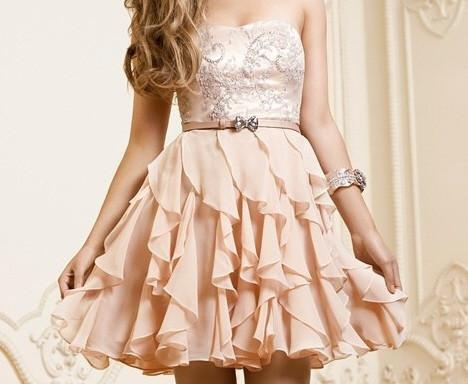 modelo de vestido de formatura