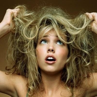 Seu cabelo é seco ou ressecado?