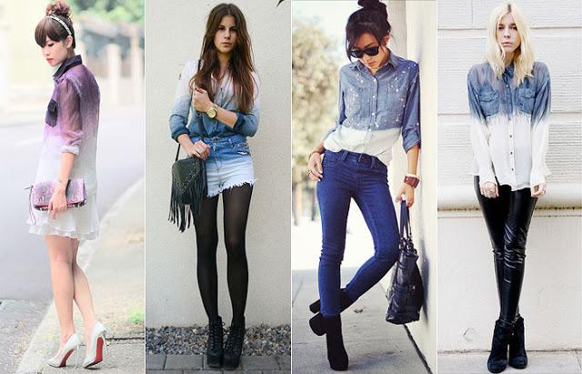 moda Ombré Colors
