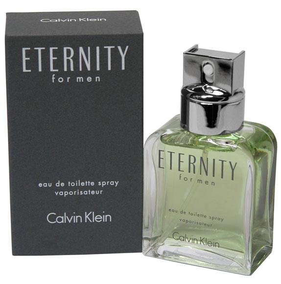 eternity for men calvin klein é o perfume masculino mais sedutor