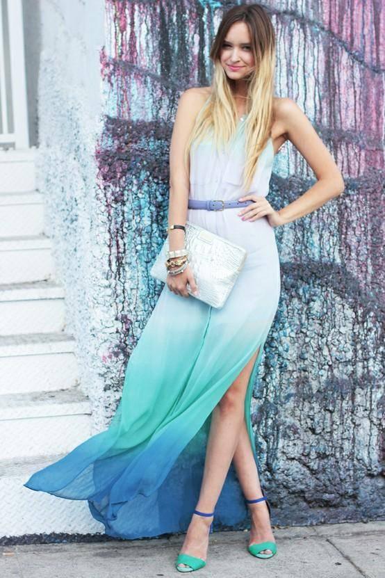 Ombré Colors está na moda