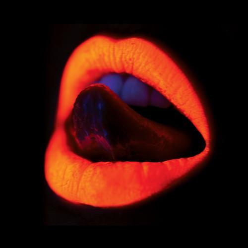 Batom cor laranja
