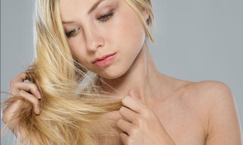 cuidar dos cabelos loiros