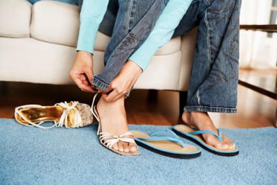 dicas de calçados para o verão
