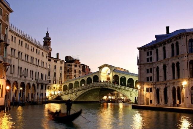 Veneza viagem romântica