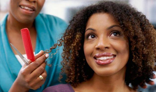 como tingir cabelos crespos
