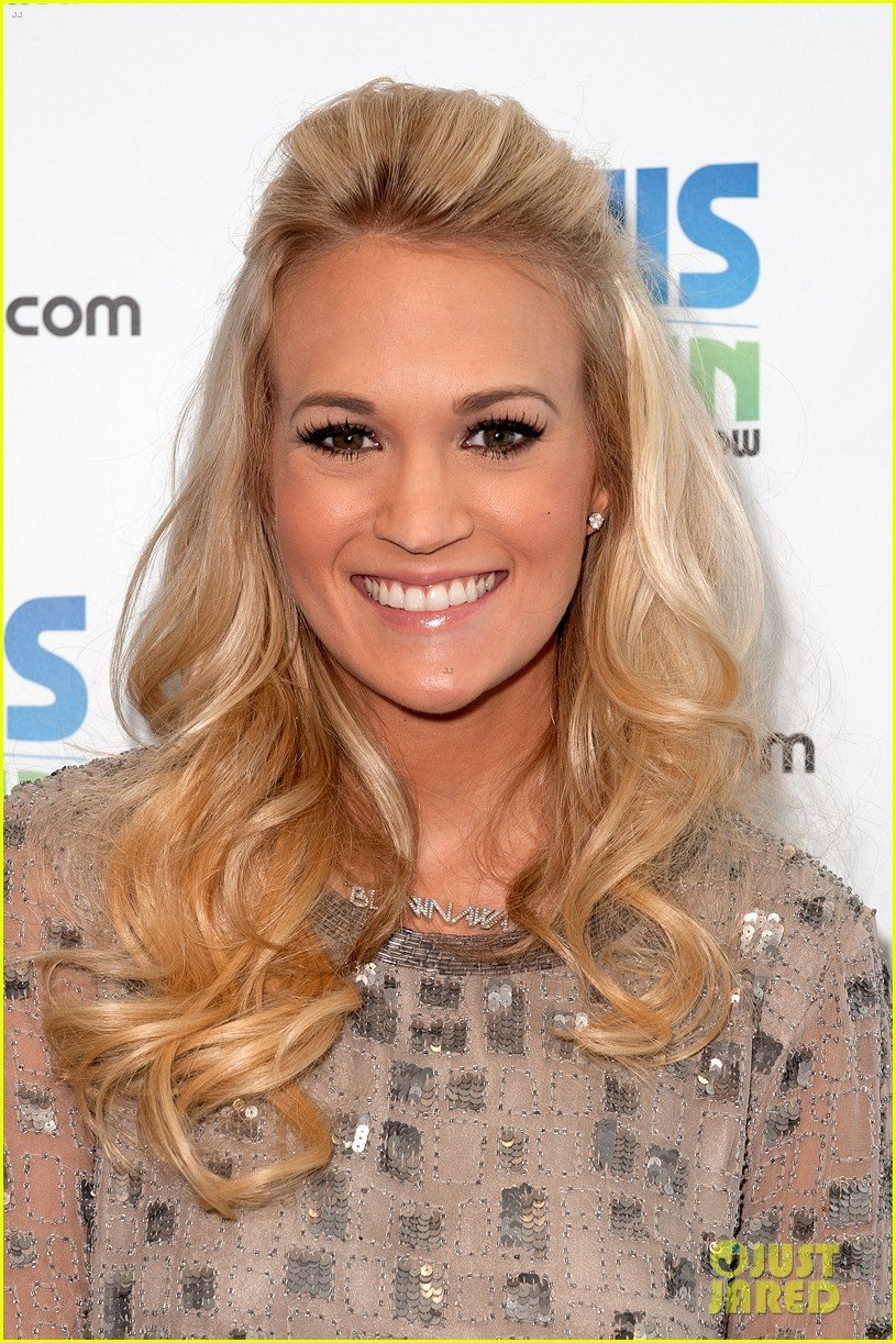 Carrie Underwood Visits The Z100 Elvis Duran Morning Show