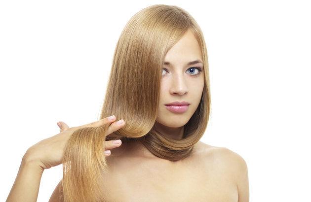 cabelo com frizz