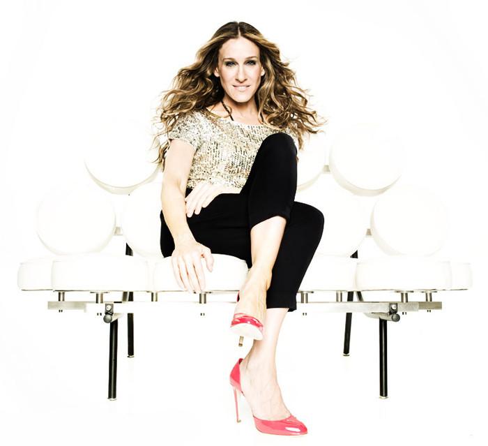Sarah Jessica Parker lança uma coleção de sapatos