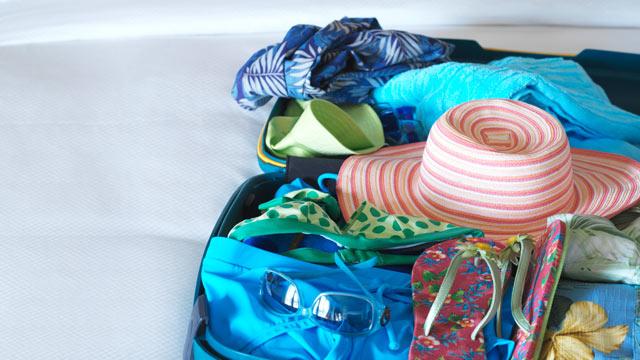 o que não pode ficar de fora da mala de viagem de férias