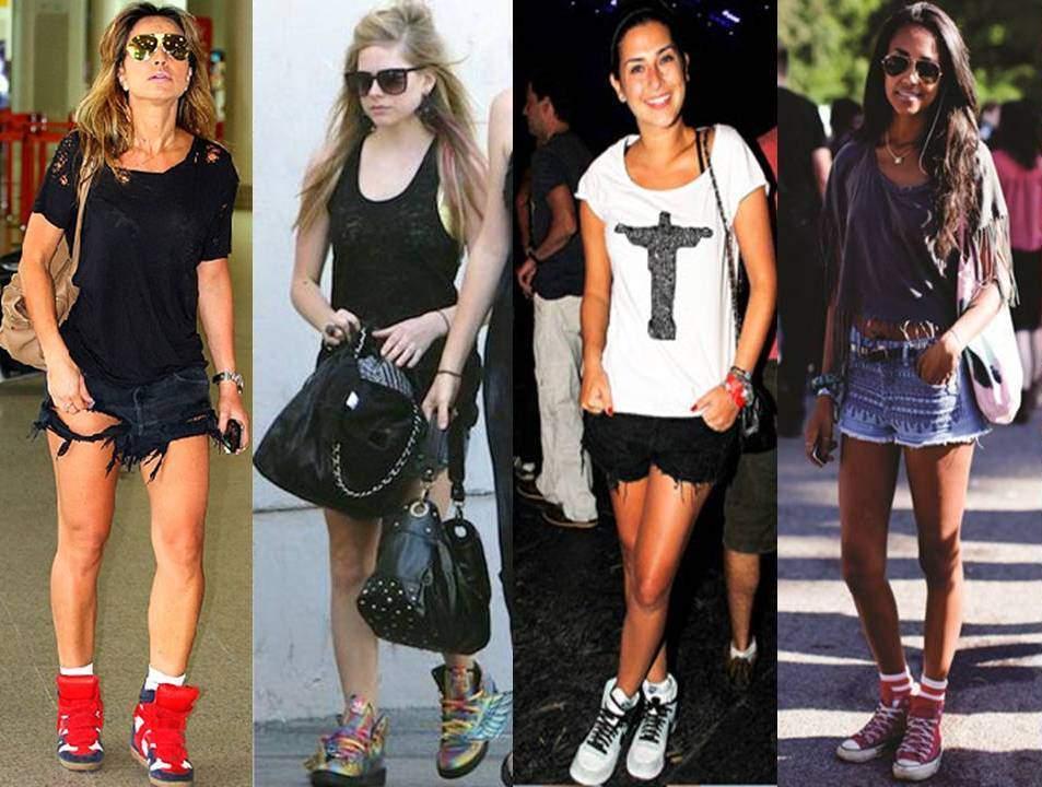 tênis é a tendência da moda verão 2014