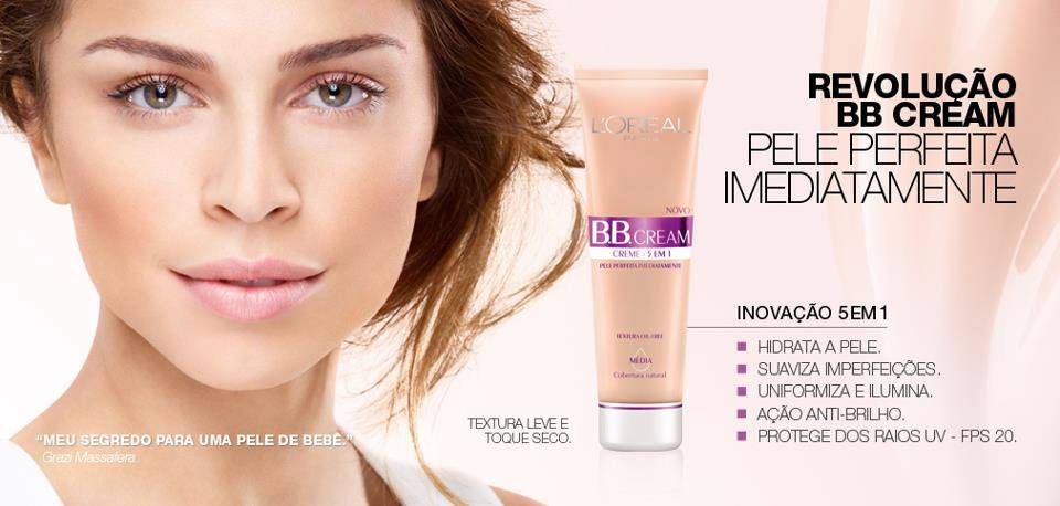 BB Cream Creme Milagroso, L'Oreal Paris