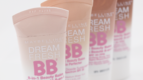 um dos melhores BB Cream da Maybelline
