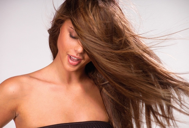 cabelos lindos após um bad hair day